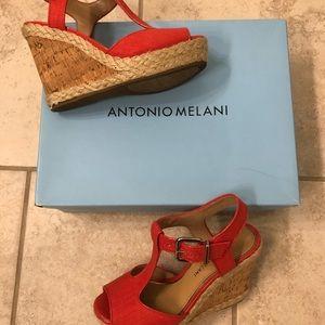 Antonio Melani Wedges